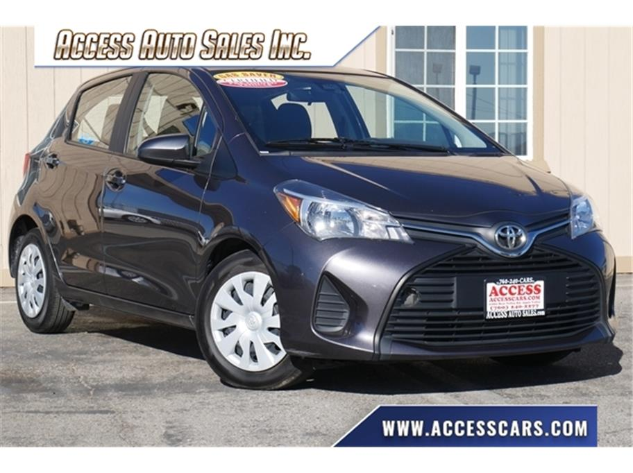 2017 Toyota Yaris from Access Auto Sales