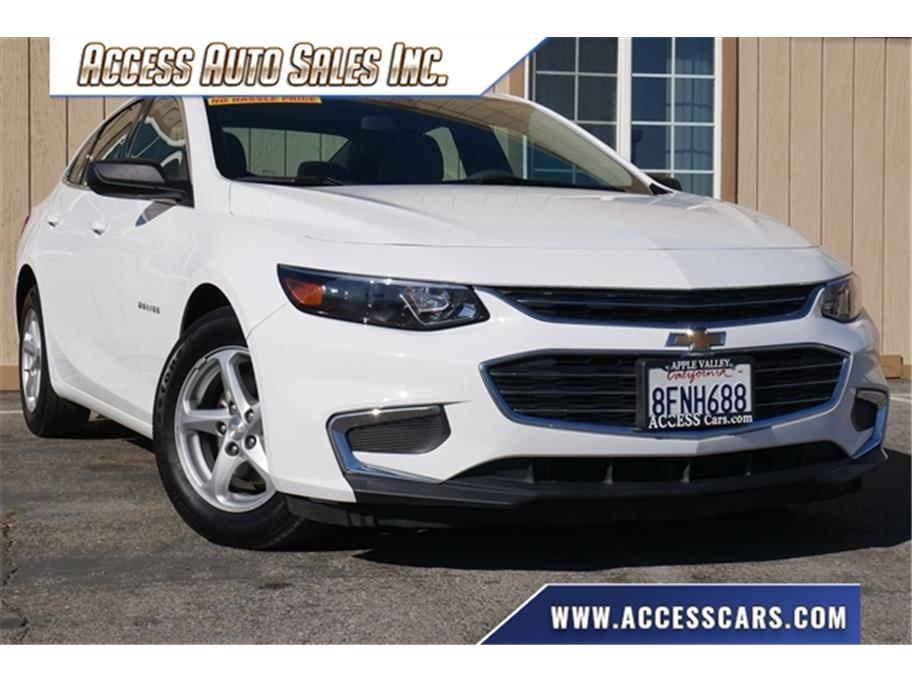 2018 Chevrolet Malibu from Access Auto Sales
