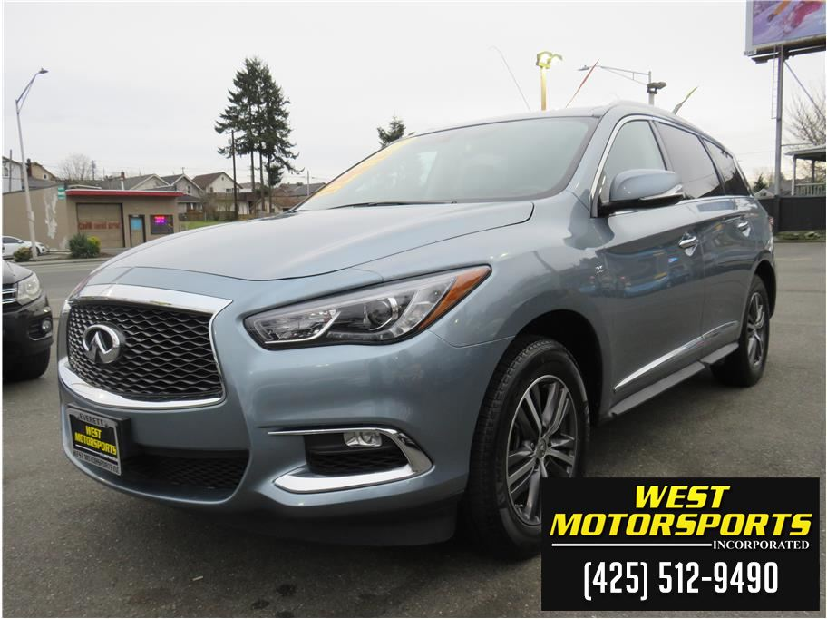 2017 INFINITI QX60 from West Motorsports Inc.