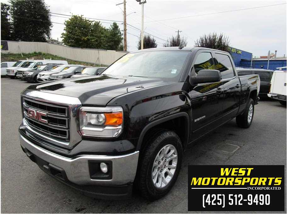 2014 GMC Sierra 1500 Crew Cab from West Motorsports Inc.
