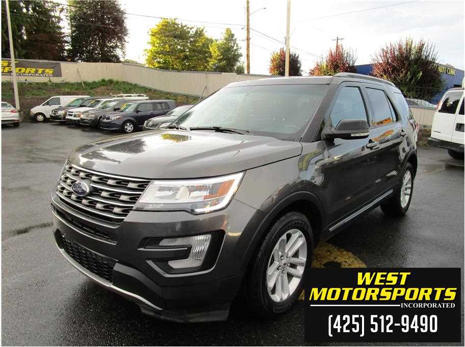 2016 Ford Explorer from West Motorsports Inc.