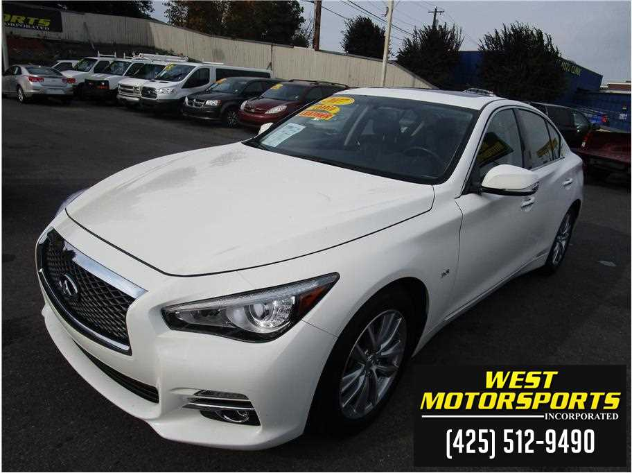 2017 Infiniti Q50 from West Motorsports Inc.