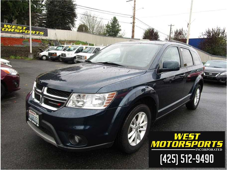 2015 Dodge Journey from West Motorsports Inc.