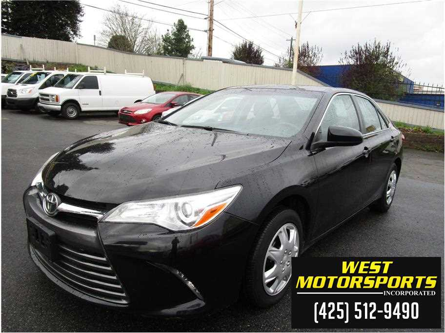 2016 Toyota Camry from West Motorsports Inc.