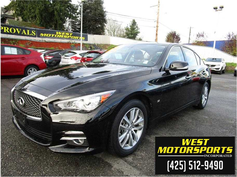 2015 INFINITI Q50 from West Motorsports Inc.