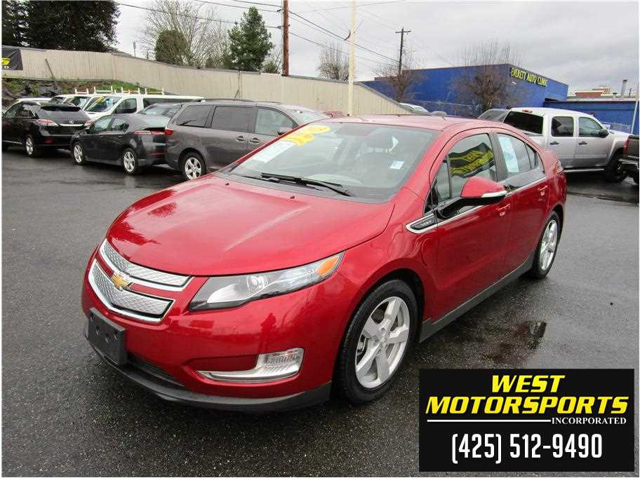 2015 Chevrolet Volt from West Motorsports Inc.