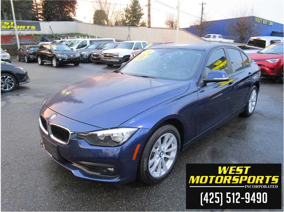 2016 BMW 3 Series from West Motorsports Inc.