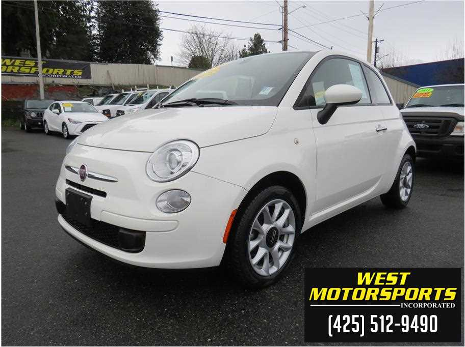 2016 Fiat 500 from West Motorsports Inc.