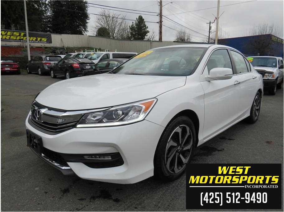 2017 Honda Accord from West Motorsports Inc.