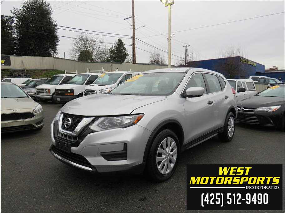 2017 Nissan Rogue from West Motorsports Inc.