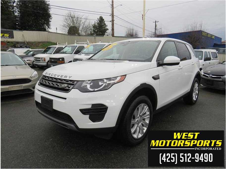 2017 Land Rover Discovery Sport from West Motorsports Inc.