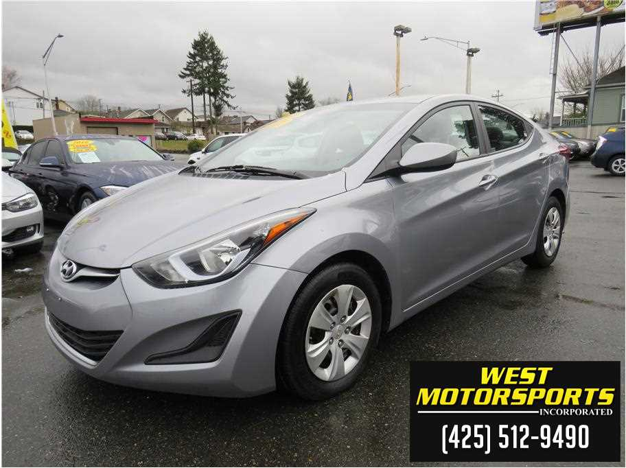 2016 Hyundai Elantra from West Motorsports Inc.