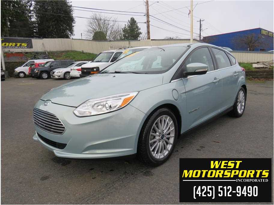 2013 Ford Focus from West Motorsports Inc.