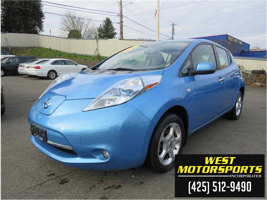 2011 Nissan LEAF from West Motorsports Inc.