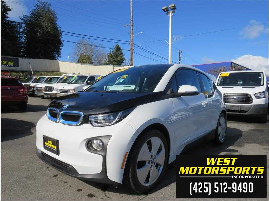 2014 BMW i3 from West Motorsports Inc.