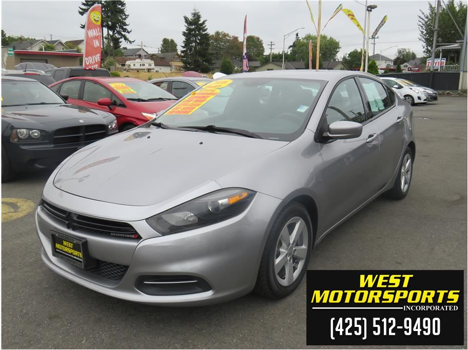 2016 Dodge Dart from West Motorsports Inc.