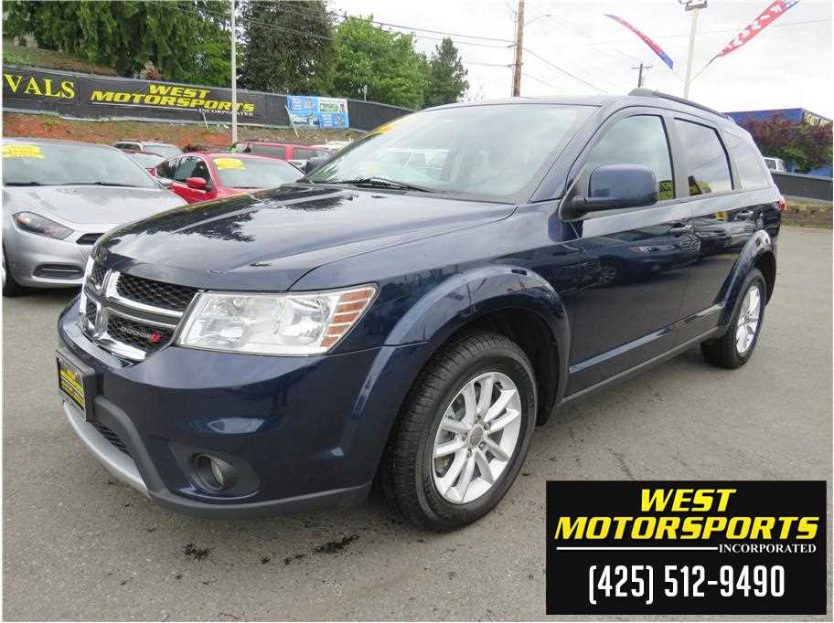 2017 Dodge Journey from West Motorsports Inc.
