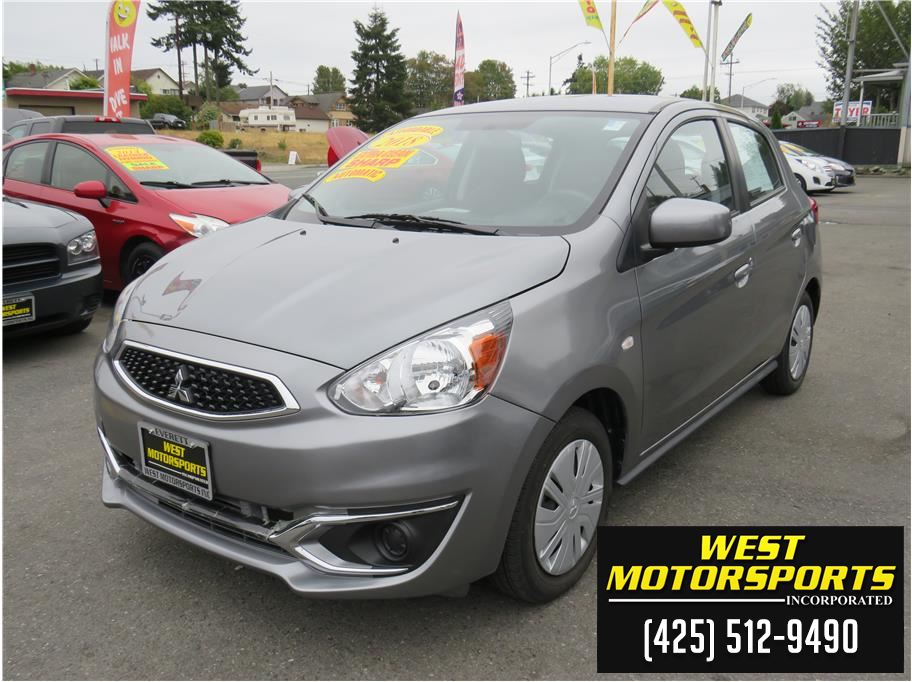 2018 Mitsubishi Mirage from West Motorsports Inc.
