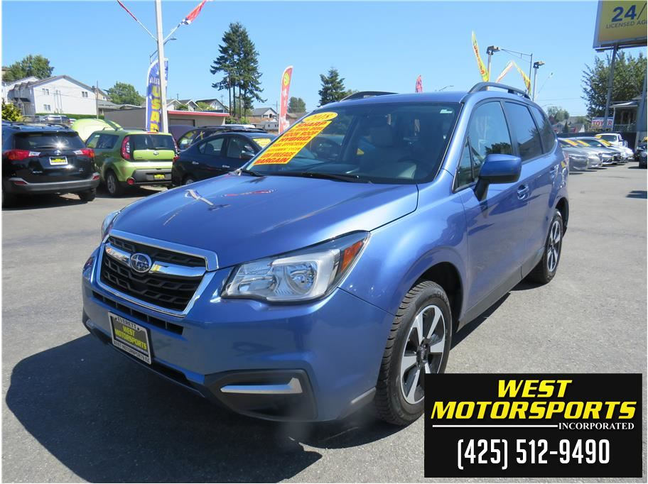 2018 Subaru Forester from West Motorsports Inc.
