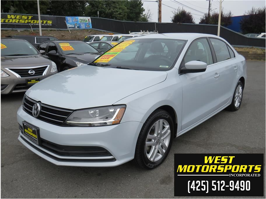 2017 Volkswagen Jetta from West Motorsports Inc.