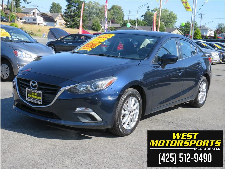2016 MAZDA MAZDA3 from West Motorsports Inc.