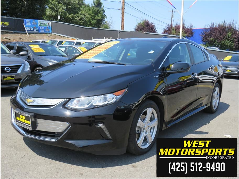 2017 Chevrolet Volt from West Motorsports Inc.