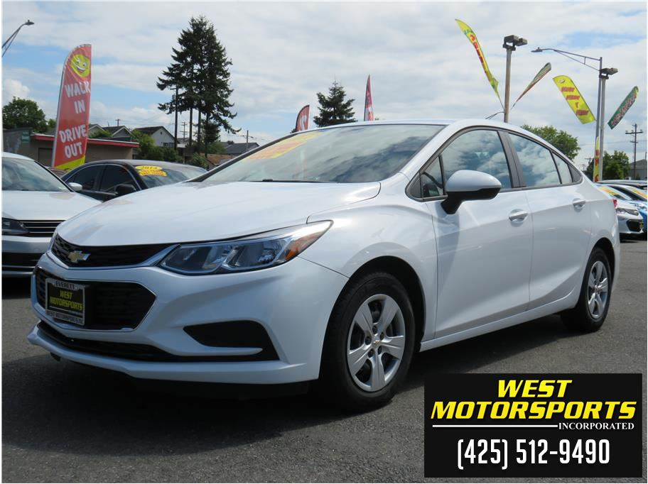 2018 Chevrolet Cruze from West Motorsports Inc.
