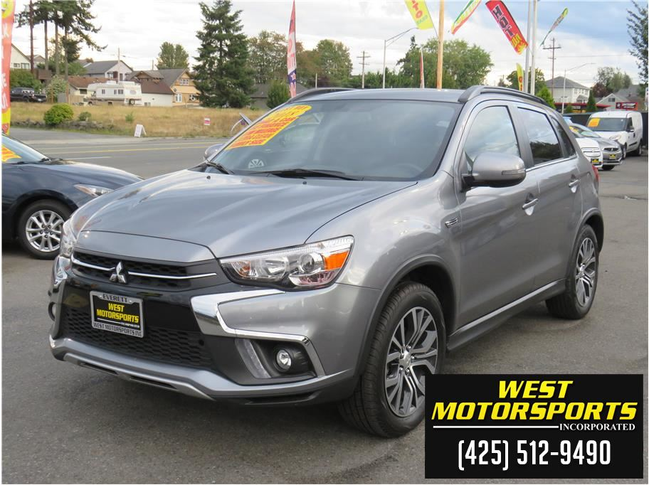 2018 Mitsubishi Outlander Sport from West Motorsports Inc.