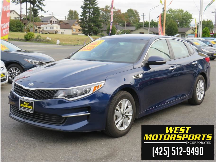 2018 Kia Optima from West Motorsports Inc.