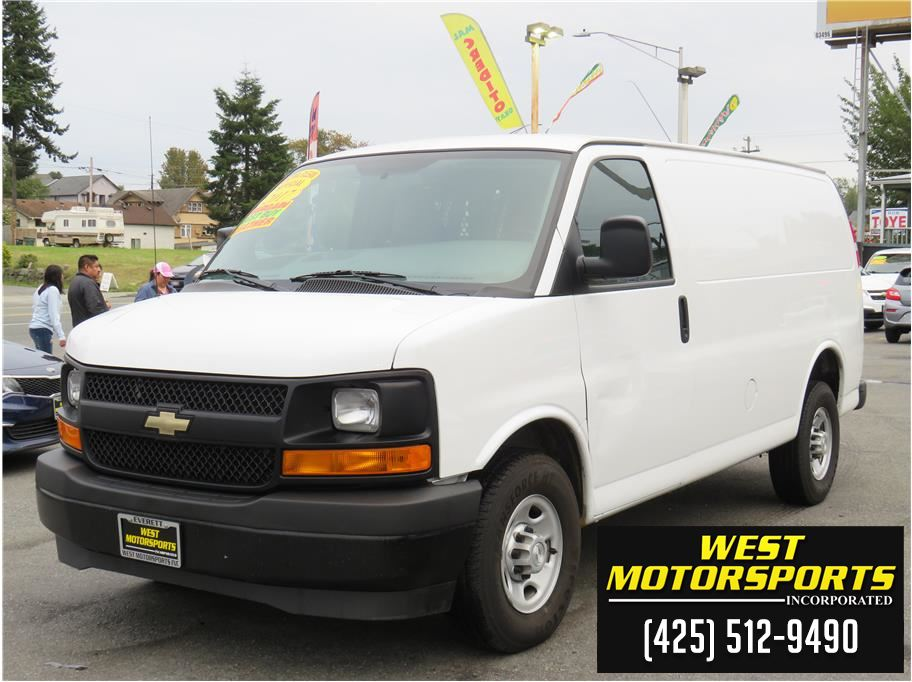 2017 Chevrolet Express 2500 Cargo from West Motorsports Inc.
