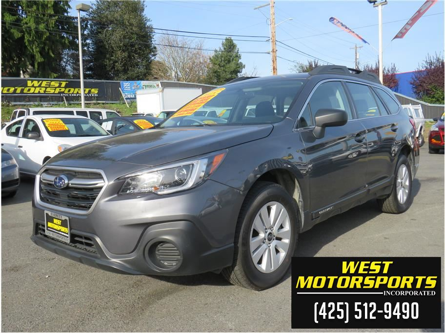 2018 Subaru Outback from West Motorsports Inc.