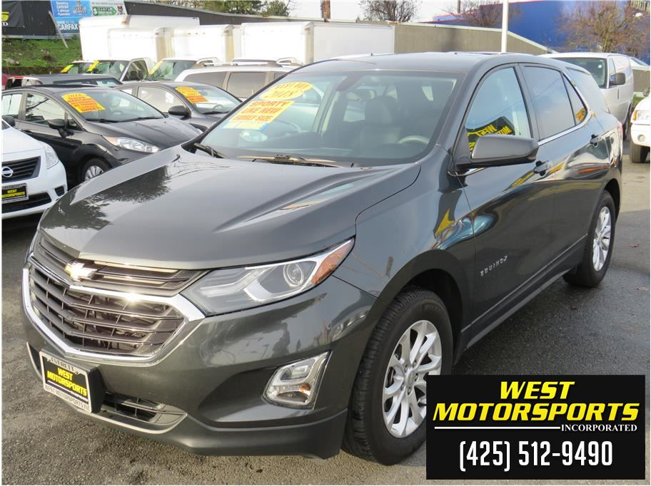 2018 Chevrolet Equinox from West Motorsports Inc.