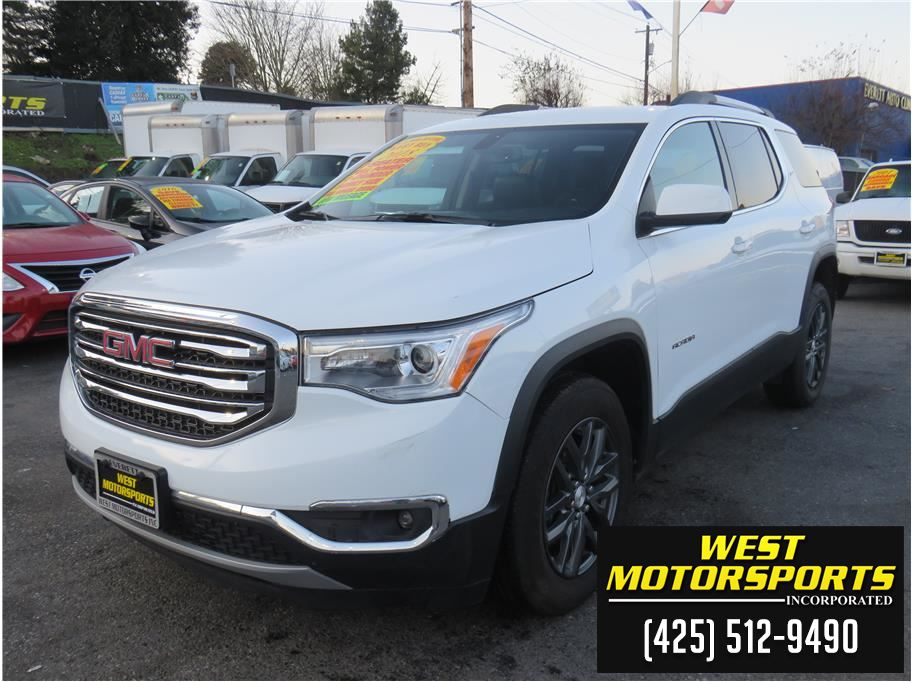 2018 GMC Acadia from West Motorsports Inc.