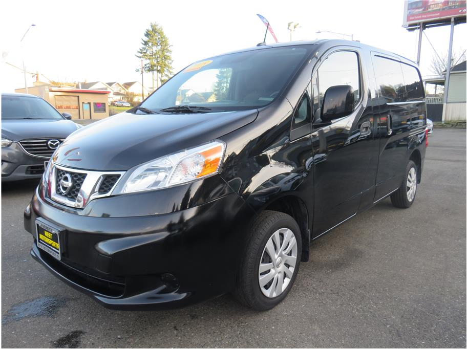 2018 Nissan NV200 from West Motorsports Inc.
