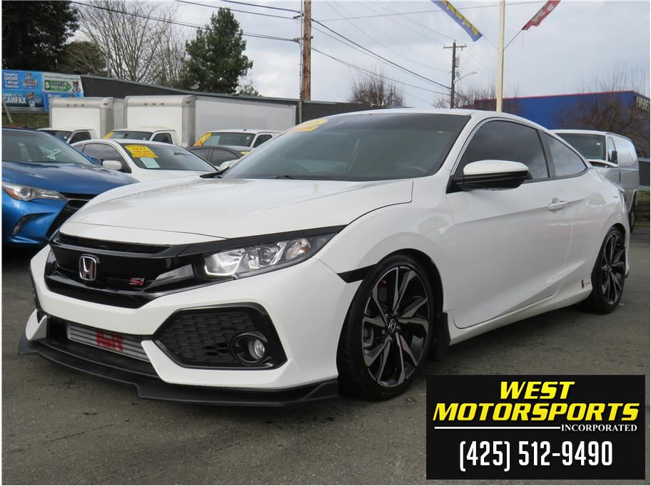 2018 Honda Civic from West Motorsports Inc.