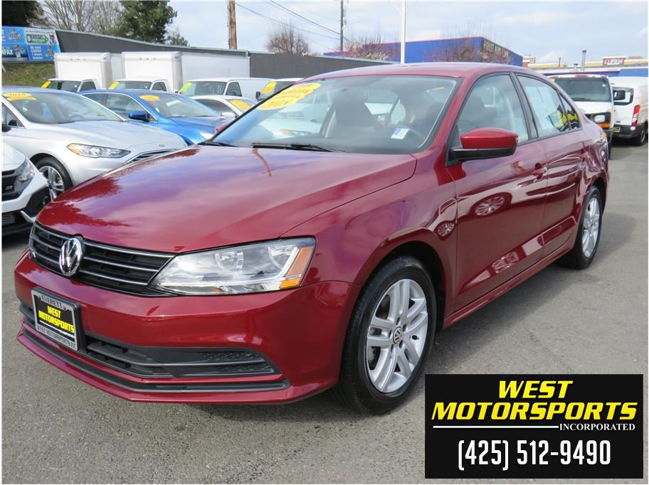 2018 Volkswagen Jetta from West Motorsports Inc.