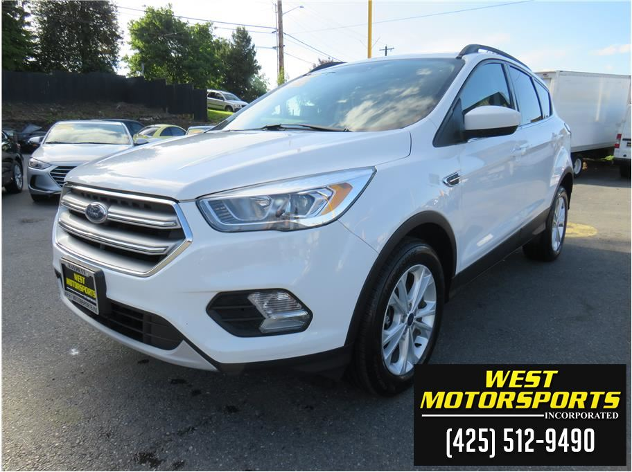 2017 Ford Escape from West Motorsports Inc.