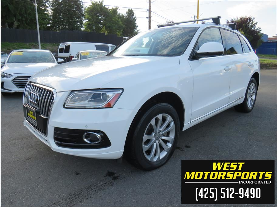 2016 Audi Q5 from West Motorsports Inc.