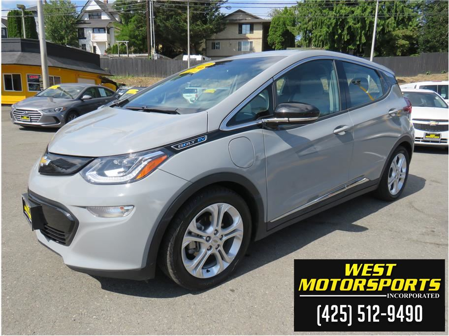 2019 Chevrolet Bolt EV from West Motorsports Inc.