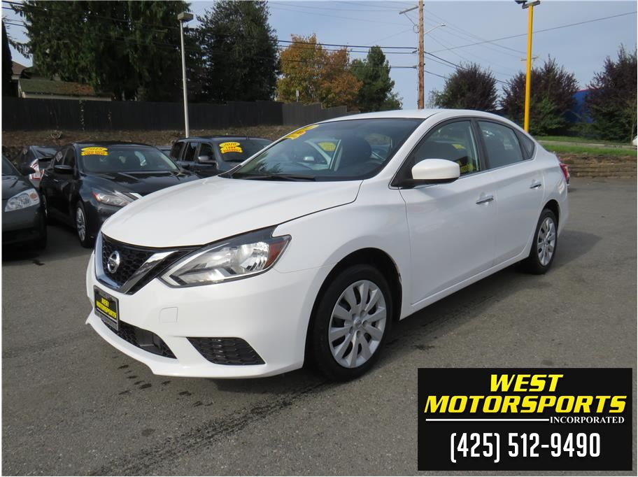 2018 Nissan Sentra from West Motorsports Inc.