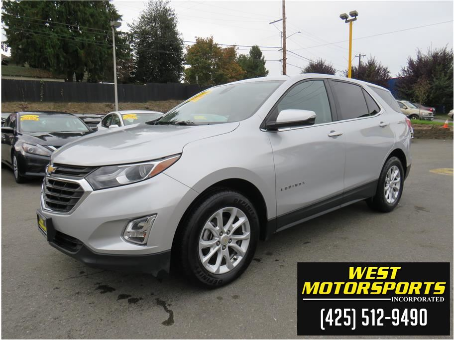 2019 Chevrolet Equinox from West Motorsports Inc.
