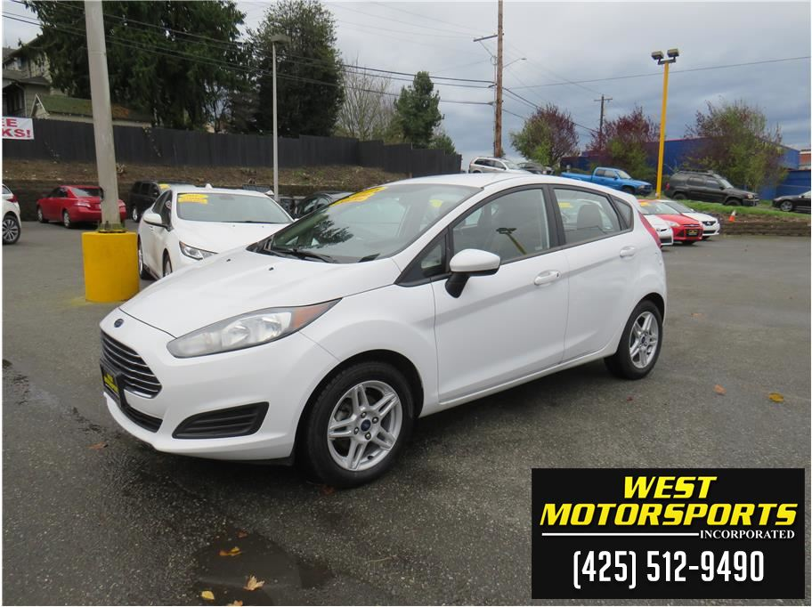 2018 Ford Fiesta from West Motorsports Inc.