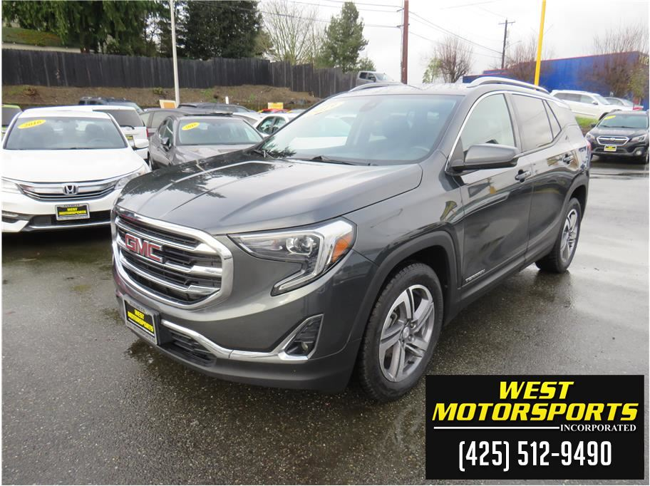 2019 GMC Terrain from West Motorsports Inc.