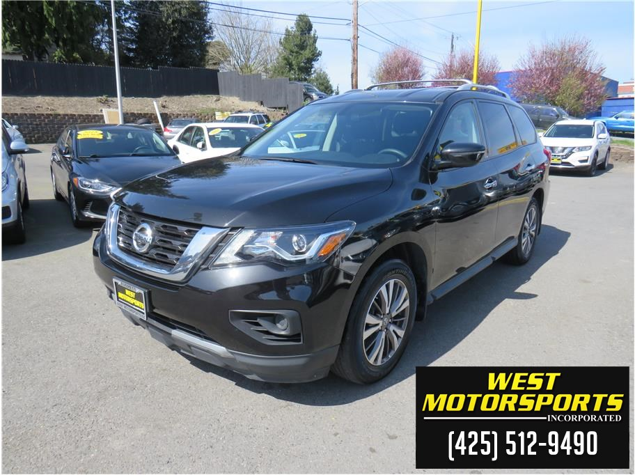 2018 Nissan Pathfinder from West Motorsports Inc.