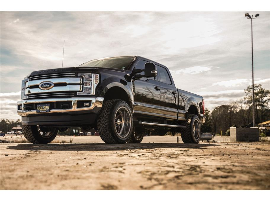 2018 Ford F250 Super Duty Crew Cab from GOLDEN MOTORS