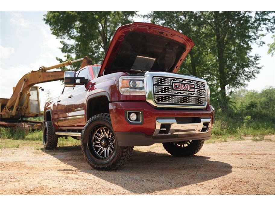 2018 GMC Sierra 2500 HD Crew Cab from GOLDEN MOTORS