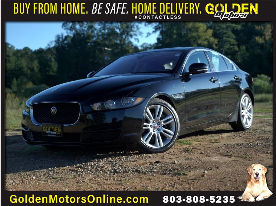 2019 Jaguar XE from GOLDEN MOTORS