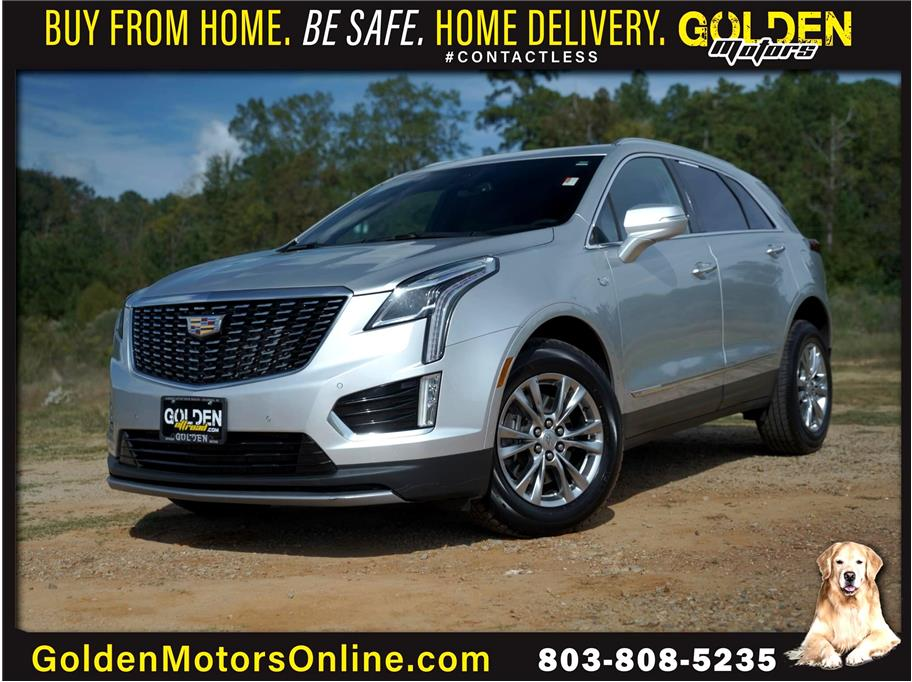 2020 Cadillac XT5 from GOLDEN MOTORS