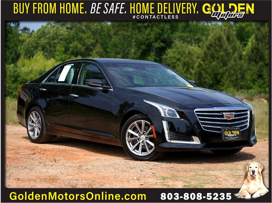 2019 Cadillac CTS from GOLDEN MOTORS