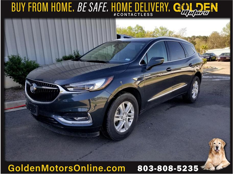 2019 Buick Enclave from GOLDEN MOTORS